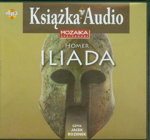 Iliada CD mp3  (Audiobook) Homer