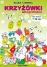 Krzyżówki ortograficzne dla dzieci 7-12 lat