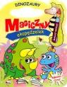 Magiczny ekopędzelek Dinozaury Kozera Piotr