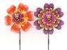Wiatrak Adar kwiatek z owadem śred.38cm (496262)