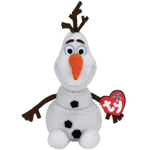 Beanie Babies Disney Olaf bałwanek z dźwiękiem