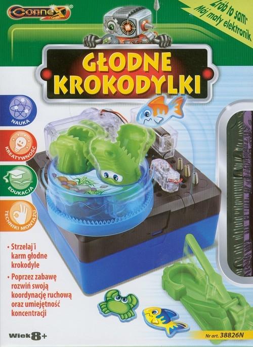 Głodne krokodylki (38826N)