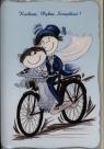 Karnet MEGA roczek kolor dla chłopca lub dziewczynki MIX