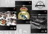 Zeszyt  Real Madryt A4 krata 96