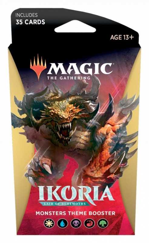 Ikoria LoB Monsters Theme Booster (05065/16399D)