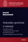 Widowisko sportowe w telewizji