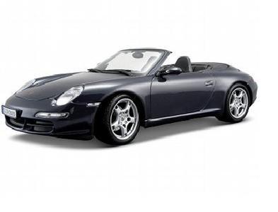 Porsche 911 Carrera Cabrio (blue)