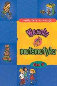 Wesoła matematyka kl.6 Mańko Mirosław
