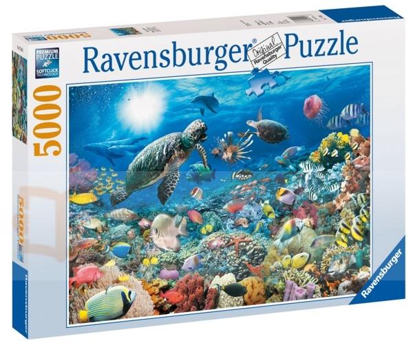 Puzzle 5000: Głębia oceanu (174263)