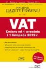 VAT Zmiany od 1 września i 1 listopada 2019