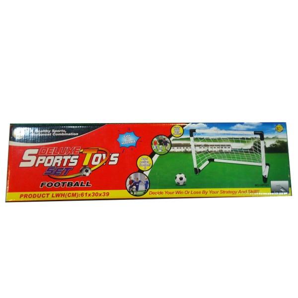 DROMADER Bramka z piłką w pudełku (870826)