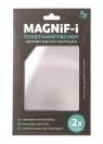 Magnifi-i Arkusz powiększający/lupa do książki A5