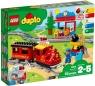 Lego Duplo: Pociąg parowy (10874)
