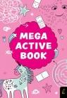Mega Active Book - różowa