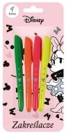 Zakreślacz Minnie Mouse 4 kolory