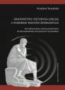 Oratorstwo i retoryka grecka z wyborem tekstów źródłowych
