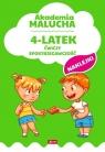Akademia malucha 4-latek ćwiczy spostrzegawczość