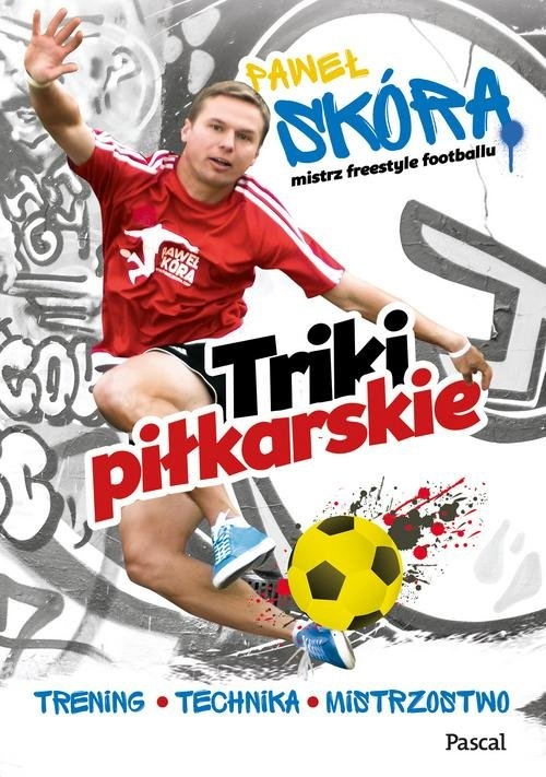 Triki piłkarskie Skóra Paweł