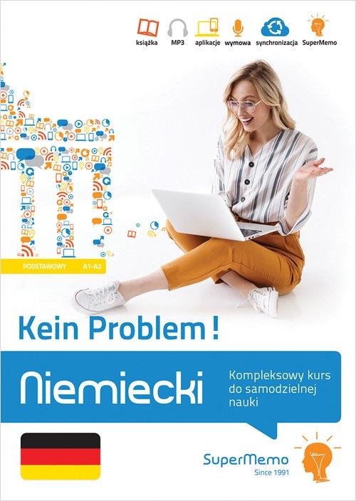 Niemiecki Kein Problem! Kompleksowy kurs A1-A2 do samodzielnej nauki (poziom podstawowy) Trambacz Waldemar