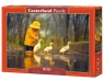 Puzzle Rainy Day Friends 500 elementów (52264)