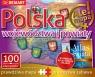 Puzzle 100: Polska województwa i powiaty + atlas