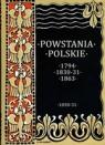 Powstania Polskie. Dzieje Powstania Listopadowego