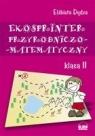 Ekosprinter matematyczno-przyrodniczy Klasa 2