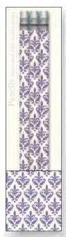 Ołówki ozdobne PST L05 3szt ROSSI