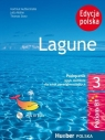 Lagune 3 Poziom B1 Podręcznik Język niemiecki dla szkół Jarząbek Alina Dorota