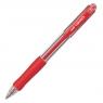 Długopis z wymiennym wkładem Uni SN-100 czerwony