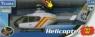 Helikopter z dźwiękiem biały 1:48 (001-70112)
