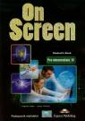 On Screen Pre-Intermediate Podręcznik wieloletni B1 Poziom podstawowy i rozszerzony