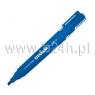 Marker pemanentny Titanum niebieski (PY1026-02)