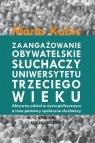 Zaangażowanie obywatelskie słuchaczy uniwersytetu trzeciego wieku
