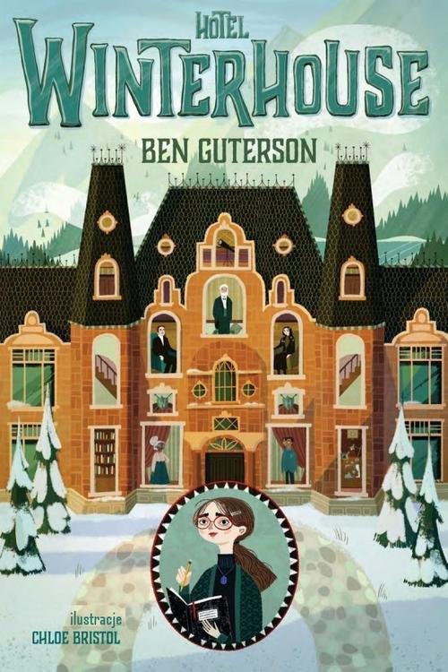 Hotel Winterhouse Guterson Ben