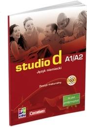 Język niemiecki A1/A2 Zeszyt maturalny z płytą CD Królikowska Renata, Kosior-Szychiewicz Magdalena