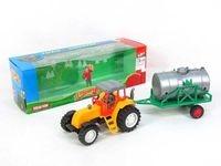 Traktor z przyczepką Country Life