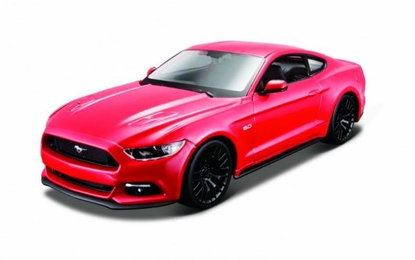 Pojazd Ford Mustang GT 1:24 do składania (10139126/1)