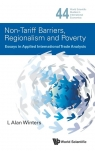 Non-Tariff Barriers, Regionalism and Poverty Alan Winters