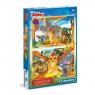 Puzzle Disney Junior Lwia Straż 2x60 (07126)