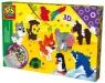 Koraliki prasowanki Zwierzęta 3D (06126)