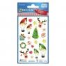 Naklejki bożonarodzeniowe Z Design - Świąteczne motywy (54126)