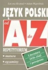 Repetytorium Od A do Z - J. polsk Lit 1939-45 KRAM