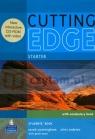 Cutting Edge Starter SB +CD-Rom OOP Sarah Cunningham, Peter Moor, Frances Eales