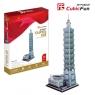 Puzzle 3D Taipei 101 68 (306-01526)
