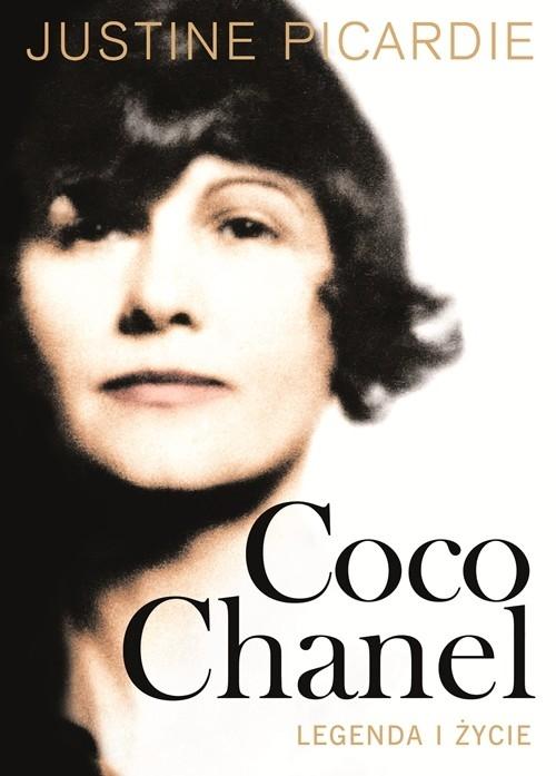 Coco Chanel. Legenda i życie (Uszkodzona okładka) Picardie Justine