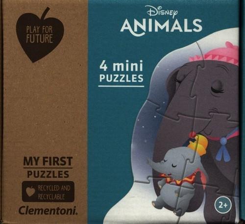 Moje pierwsze puzzle Play for Future Disney Animals (20826)