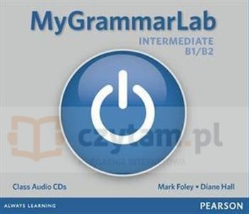 MyGrammarLab Intermediate Class Audio CDs Mark Foley, Diane Hall