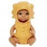 Barbie Skipper: Bobasek w przebraniu - żółty piesek (GRP01/GRP03)