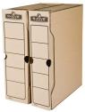 Pudło archiwizacyjne Fellowes A4 brązowe (91402)